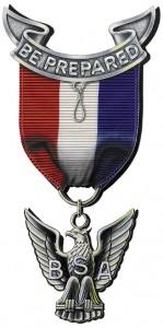 BSA Eagle Scout Medal
