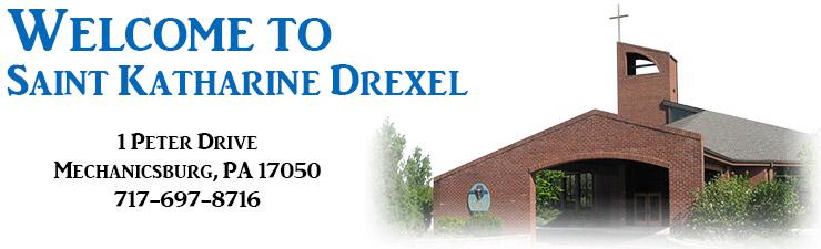 Welcome to Saint Katharine Drexel