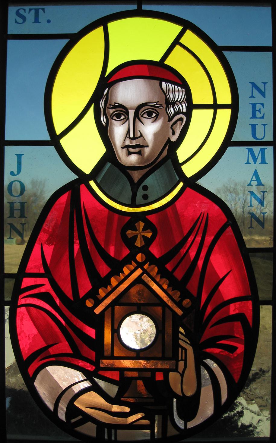 St John Neumann