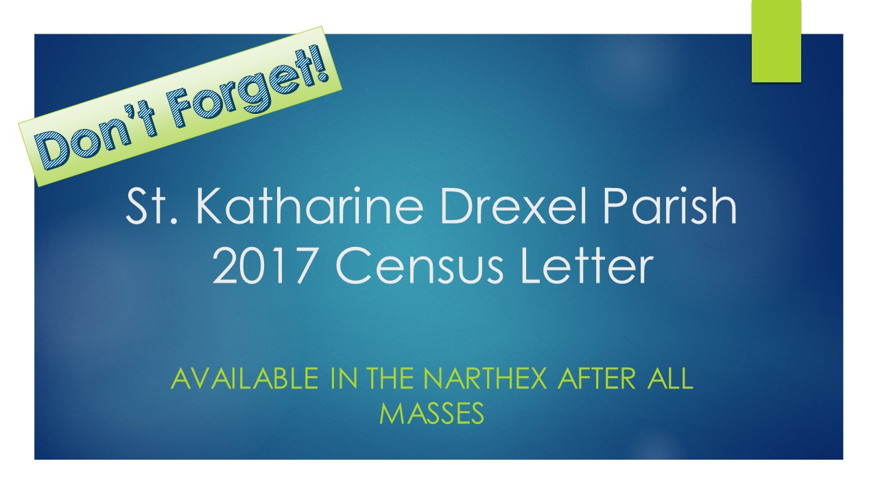 2017 Census Letter