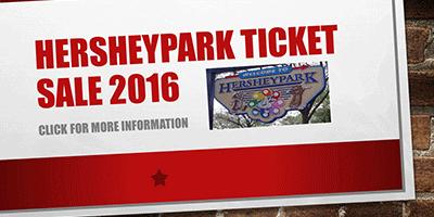 HersheyPark Ticket Sale 2016