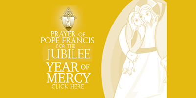 Prayer of Pope Francis for the Jubilee Year of Mercy