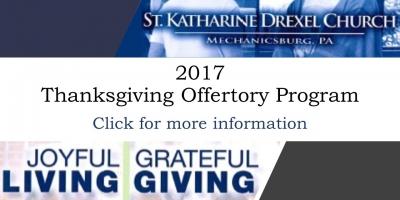 ThanksgivingOffertory2017