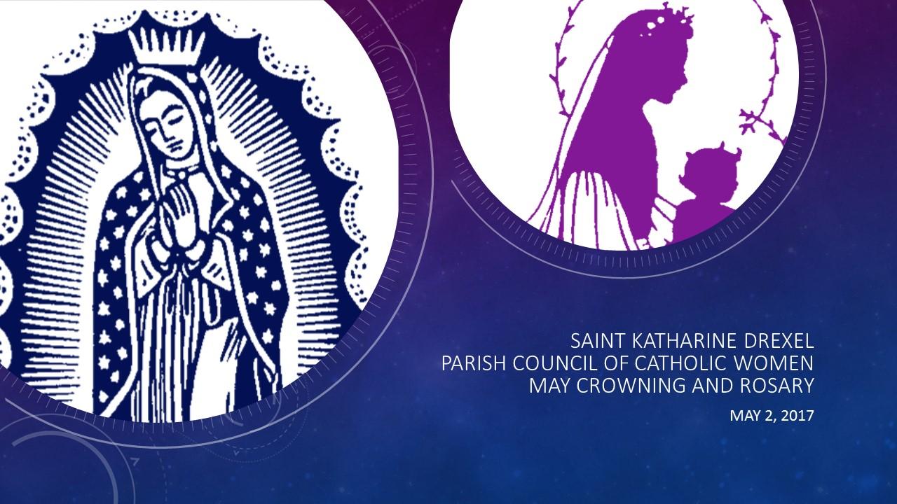CCW May Crowning 2017