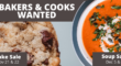 Bakers & cooks wanted (2)