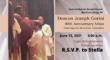 Deacon Gorini 40th Anniversary Mass