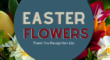 Easter Flowers Recognition List 2021