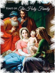 The Holy Family & Epiphany