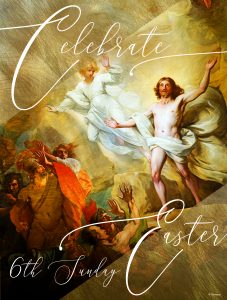 May 17 | 6th Sunday of Easter