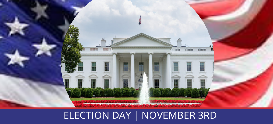 ELECTION DAY _ NOVEMBER 3RD
